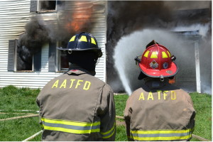 We Want YOU! As a Paid-on-Call Firefighter
